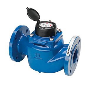 Turbine water meters WS