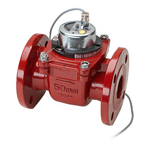Turbine water meters WPH-H for temperatures up to 150 °C